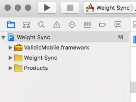 Validic Mobile Library - Cordova plugin